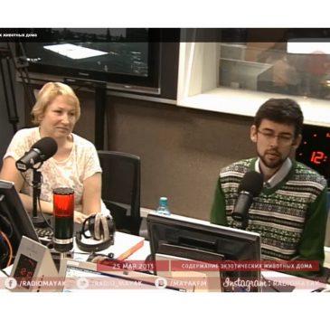 Зоофонд на радио «Маяк»